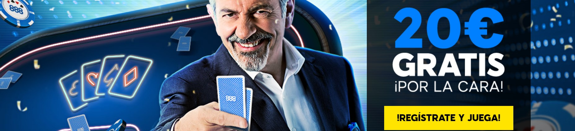 888 poker bono sin depósito poker