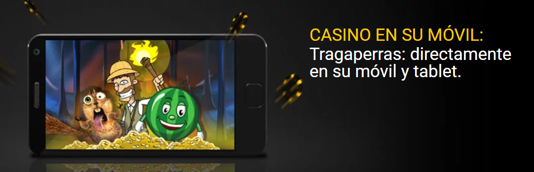 Lleva el casino en tu móvil con Bwin
