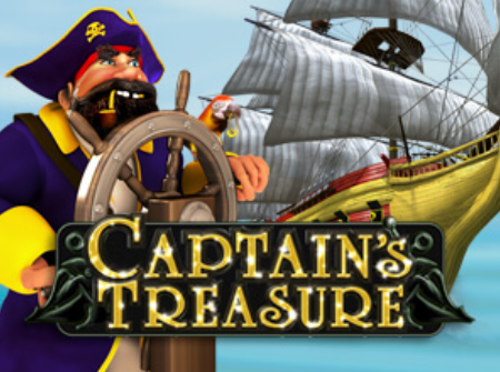 captain treasure slot