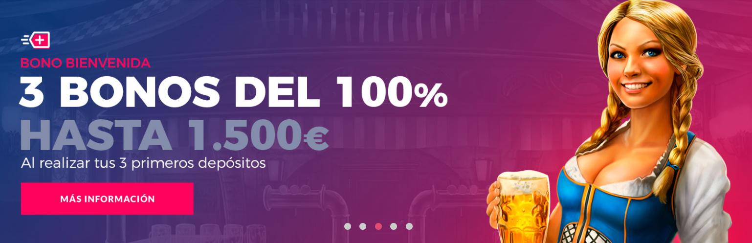 Llévate hasta 1500€ de bono en Casino Gran Madrid