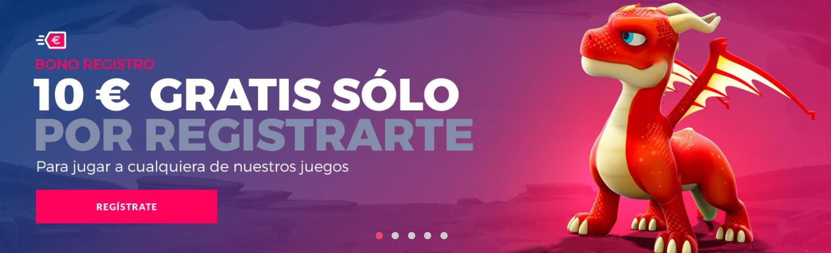 Llévate 10€ gratis en Casino Gran Madrid solo por registrarte