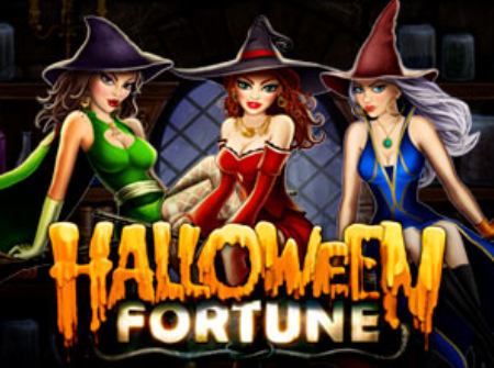 Hallowen fortune slot