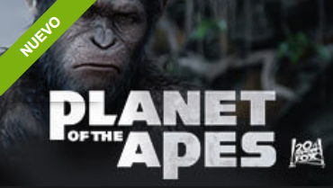 Planet of the Apes la nueva slot de Casino 777
