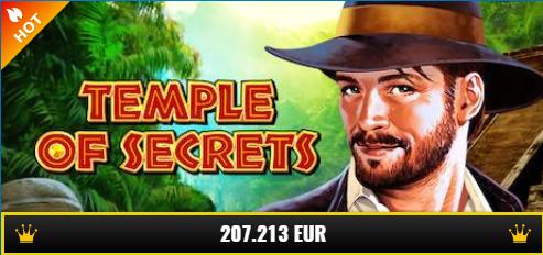Juega al temple of Secret en Casino StarVegas