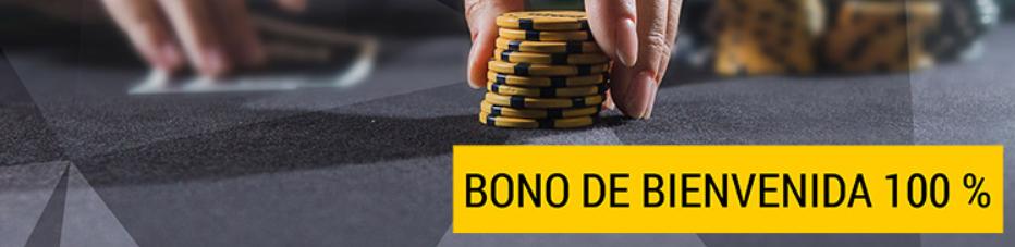 bono de bienvenida poker bwin