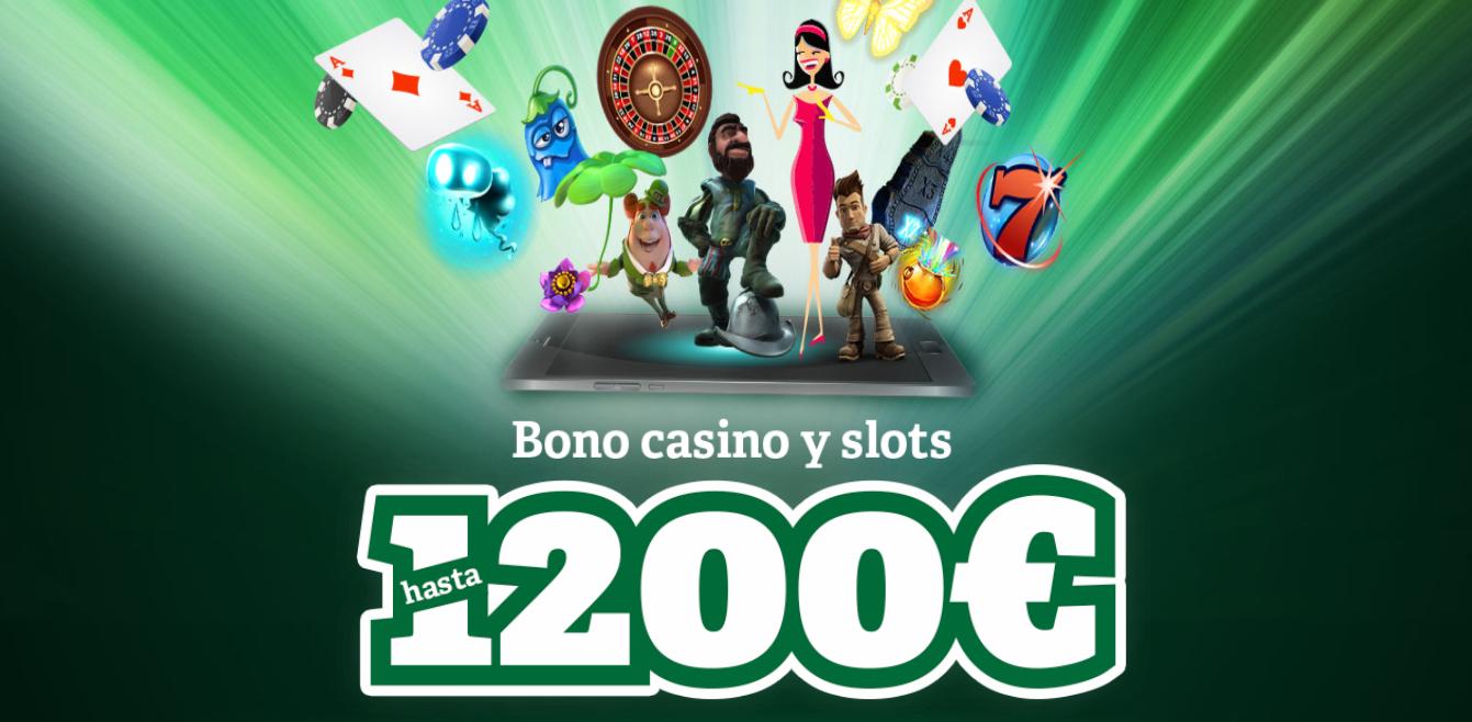 Paf , bono casino y slots
