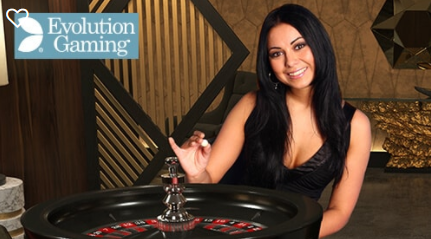 ruleta en vivo Evolution Gaming