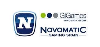 Novomatic software casino online