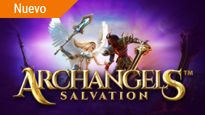 Archangels Salvation nuevos juegos PokerStars