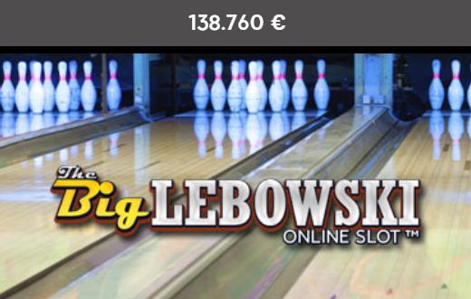 casino 888 jackpot the big lebowski