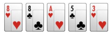 Pareja en el póker