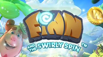 slot Finn and the Swirly spin