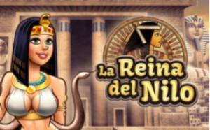 La reina del Nilo tragamonedas de MGA