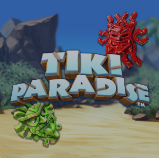 Tiki Paradise Playetch