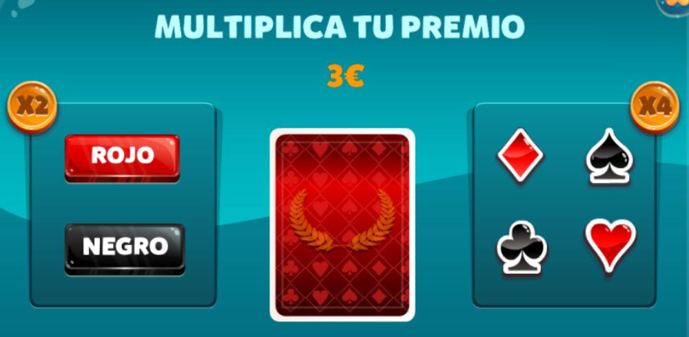 multiplica tu premio con el vídeo poker