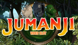 jumanji vídeo slot