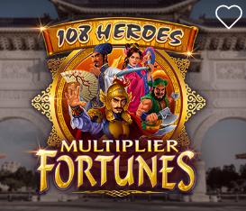 108 Héroes slot