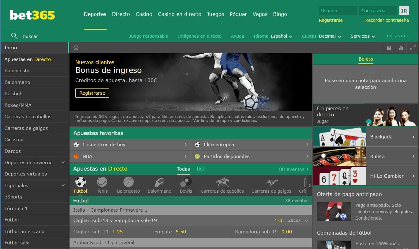 bet365 apuestas deportivas