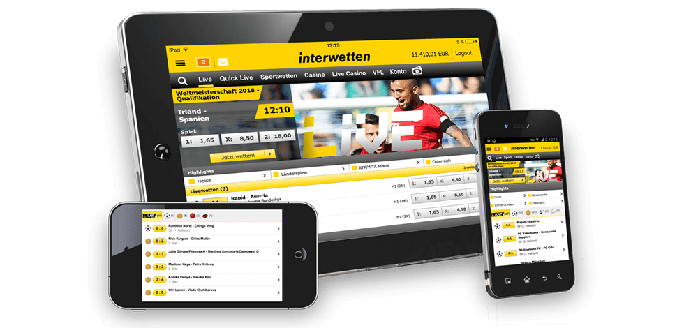 interwetten movil